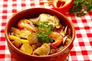 caldereta de pescado - Recetas tradicionales de pescados y mariscos