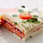 pastel de salmón y atún - Reciclaje de verduras con cuscus