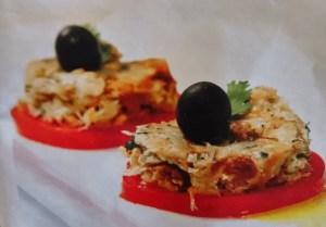 migas de bacalao con tomate - Recetas tradicionales de pescados y mariscos