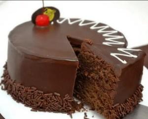 bizcocho de chocolate - Recetas bizcochos tradicionales