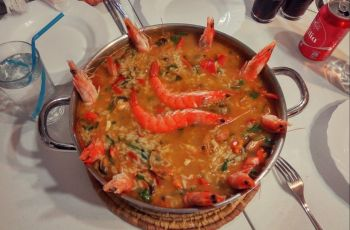 arroz de marisco - Arroz de marisco de Portugal