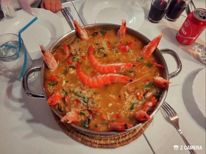 arroz de marisco 1024x767 - Arroz de marisco de Portugal