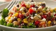quinoa con verduras - Ensalada de quinoa