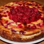 tarta de queso al horno - Recetario (A-Z)