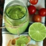 mayonesa casera de aguacate - Recetario (A-Z)
