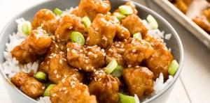 pollo a la naranja - Recetas tradicionales de carne