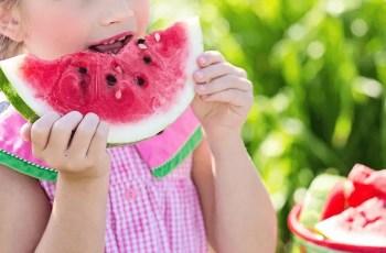salud niños - Comida para niños