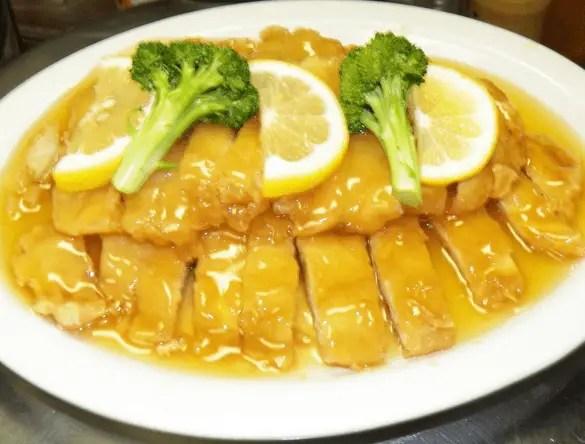 pollo al limón - Pollo asado con limón