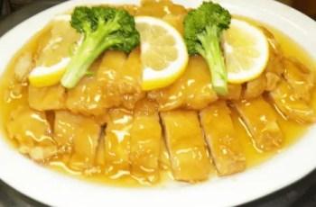 pollo al limón - Pechugas de pollo al limón con Thermomix