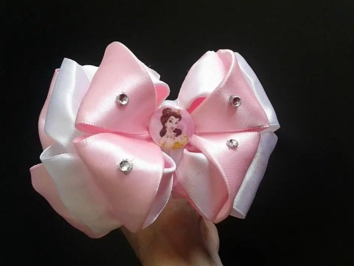 Lazo rosa 15 euros - Venta de lazos y broches decorativos