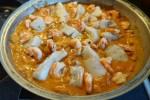cataplana de bacalao - Como suavizar la cebolla en las ensaladas