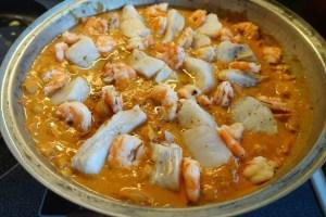 cataplana de bacalao - Recetas tradicionales de pescados y mariscos