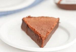 Tarta de Nutella - Recetas bizcochos tradicionales
