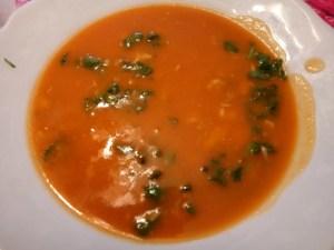 la mejor sopa de pescado - Sopas con Thermomix