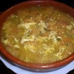 sopa de pan - Recetario (A-Z)
