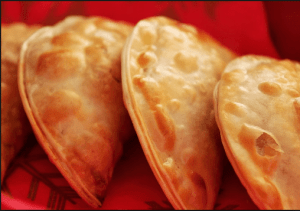 empanadillas de atun - Recetas tradicionales de pescados y mariscos