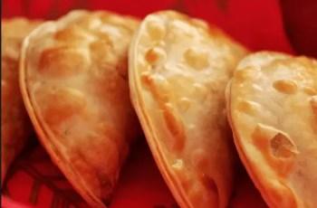 empanadillas de atun - Empanadas o empanadillas de salmón