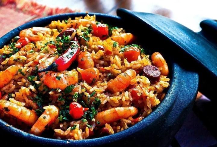 arroz cantones - Arroz cantonés o arroz chino en Thermomix