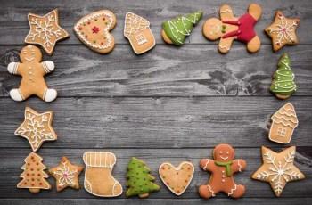 galletas de mantequilla de Navidad - Receta de galletas de mantequilla