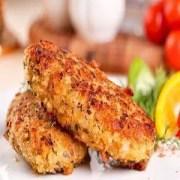galletas de pescado 1 - Tapas fáciles y baratas con restos de pescado