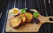 tortitas de bacalao - Tortitas de bacalao - comida portugesa