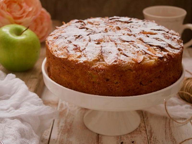 tarta manzana irlandesa recetasestupendas