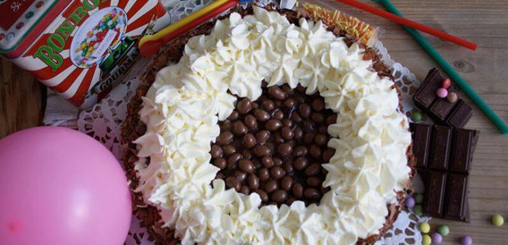 tarta de chocolate casero muy fácil