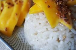 arroz con mango