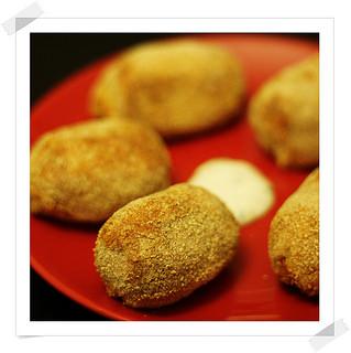 Croquetas De Patata Con Salmón Recetas Para Torpes