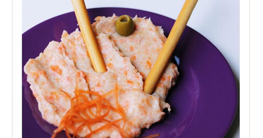 Pate de Zanahoria y Atún