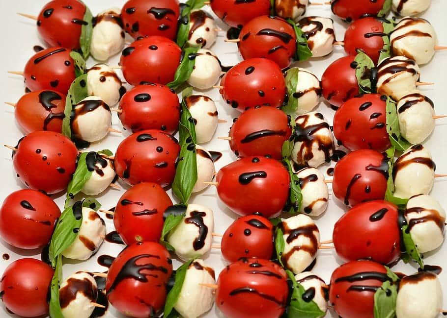 Receta Tomates Cherry al Horno con Ajo