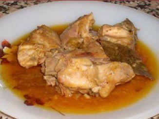 como cocinar conejo en salsa