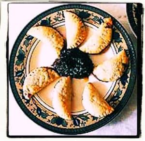 Empanadas de chiverre