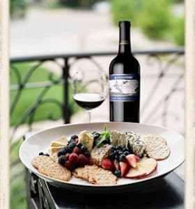 El Maridaje (la armonía entre la comida y el vino)