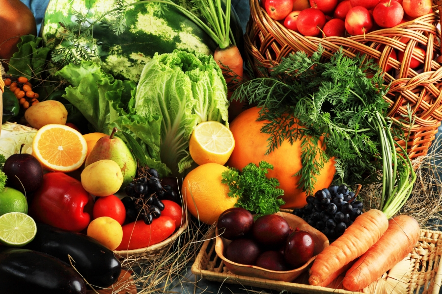 ¿Cómo beneficia la salud el comer saludable?  (2/2)