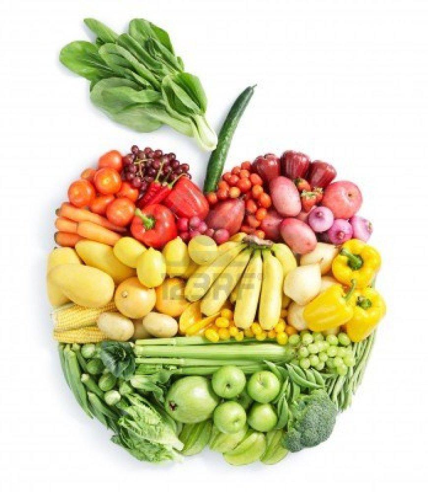 Importancia de las frutas en una dieta saludable… (1/2)
