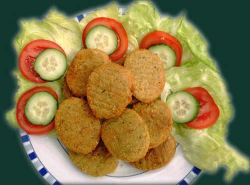 Faláfel de garbanzo o habas, recetas vegetarianas