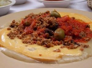 receta de queso relleno