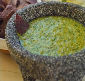 la mejor salsa verde
