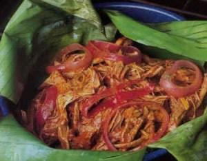 receta de pavo pibil