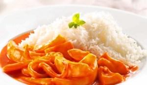 receta de calamares en arroz