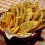 Delicioso pan de ajo