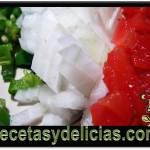 Receta Nopales a la mexicana