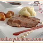 Receta de Filete rosbif a la inglesa
