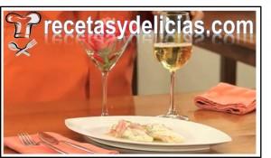 filete de pescado con citricos y eneldo