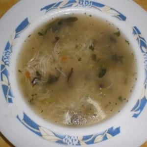 ae490490adff4f695d8831b6d20b97cf - ▷ Sopa de pollo con fideos 🥣 👩🍳