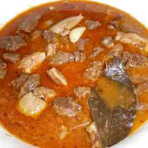 PORTADA - ▷ Carne de jabalí en salsa 🐖 🍲
