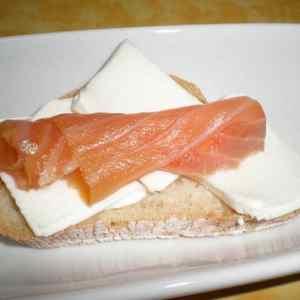 292 Portada - ▷ Montaditos de queso y salmón ahumado 🥪