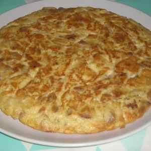 PORTADA 1 e1561893741998 - ▷ Tortilla de gulas acompañada de mermelada de melocotón 🥚 🍑