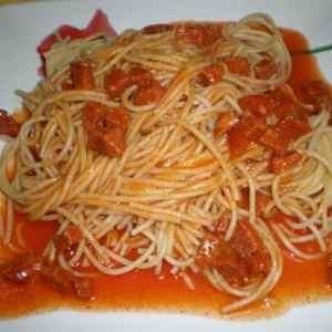 8dd1b15b07ee959fff716f219ff43fb5 - ▷ Espaguetis integrales con chorizo 🍝